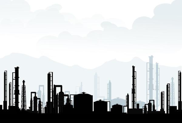 Industrial clipart illustration vector 06