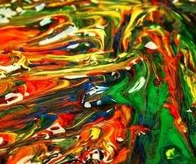 Oil paints Stock Photo 06