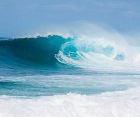 Rough seas Stock Photo 04