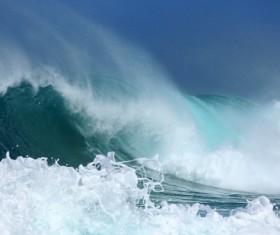 Rough seas Stock Photo 08