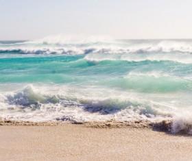 Rough seas Stock Photo 11