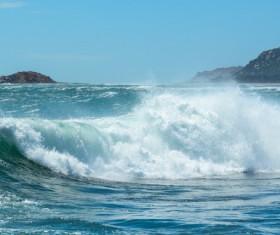 Rough seas Stock Photo 15