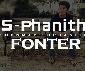 S-phanith fonter Fonts