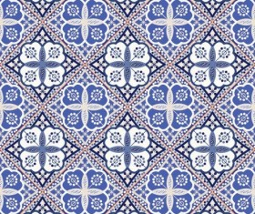 Seamless classical decorative pattern vector 06