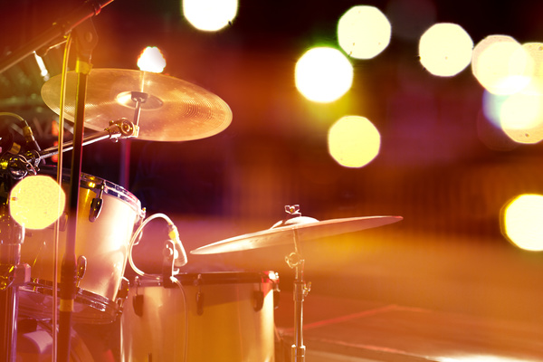 Shelf drum Stock Photo 02