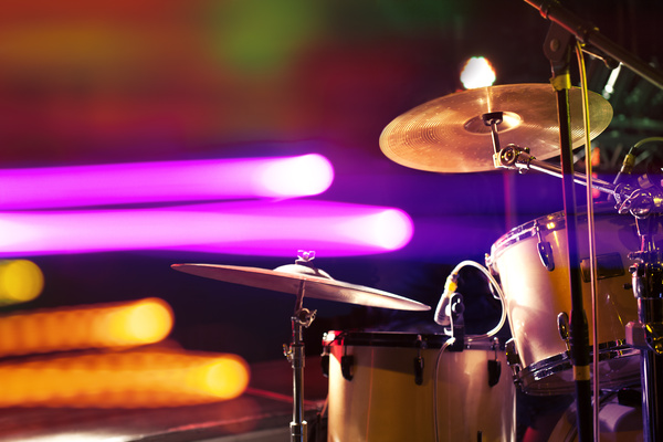 Shelf drum Stock Photo 03