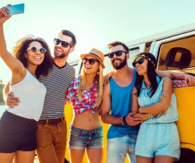 Travel with friends Stock Photo 15