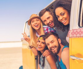 Travel with friends Stock Photo 16