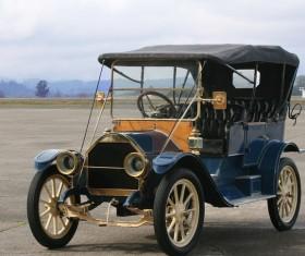 Vintage car Stock Photo 06