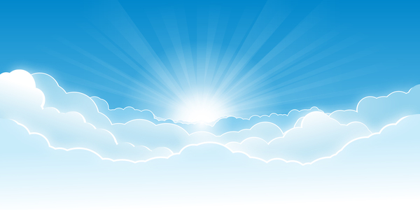 Wide sky panoramic background vector free download wide sky panoramic background vector voltagebd Images