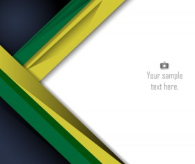 layered background with you photo vector