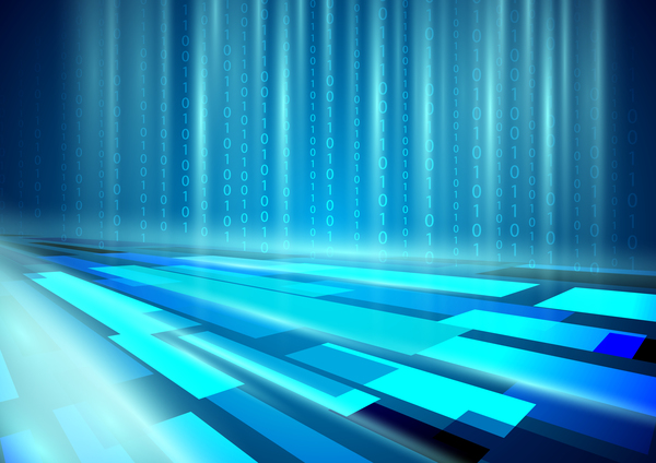 Abstract technology digital concept vector background