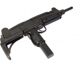Automatic weapon Stock Photo 21
