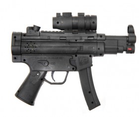Automatic weapon Stock Photo 35