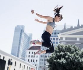 City cool run Stock Photo 13