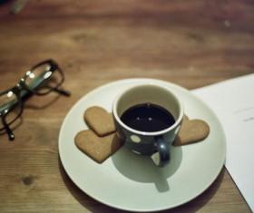 Coffee afternoon tea Stock Photo