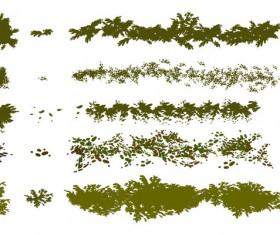 Generic Tree Photoshop Brushes