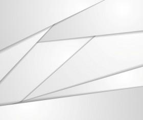 Grey corporate background vector