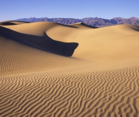 Hot Desert Stock Photo 01