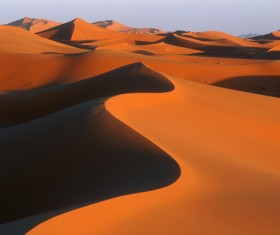 Hot Desert Stock Photo 02