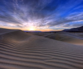 Hot Desert Stock Photo 04