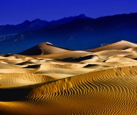 Hot Desert Stock Photo 05