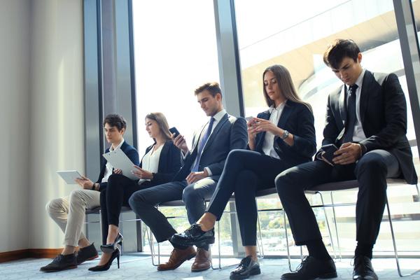 Job interview Stock Photo 03