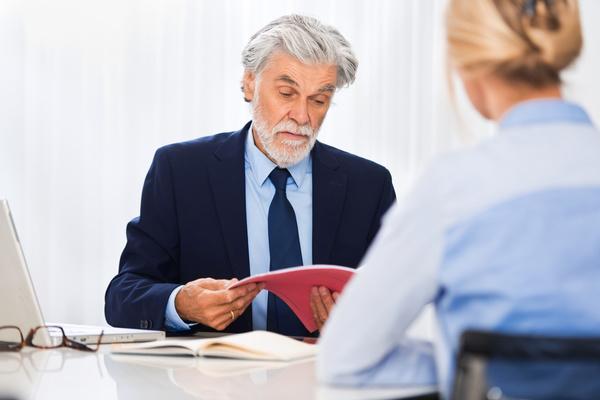Job interview Stock Photo 04