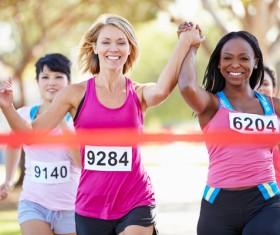 Marathon race Stock Photo 08