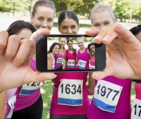Marathon race Stock Photo 11