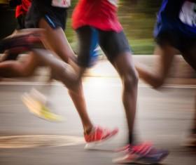Marathon race Stock Photo 15