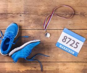 Marathon race Stock Photo 16