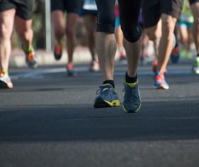 Marathon race Stock Photo 19