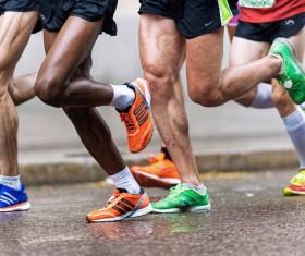 Marathon race Stock Photo 20