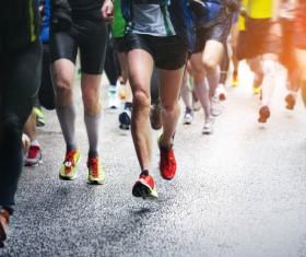 Marathon race Stock Photo 23