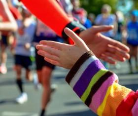Marathon race Stock Photo 25