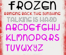 Download Creative Advertising Fonts Pack free download