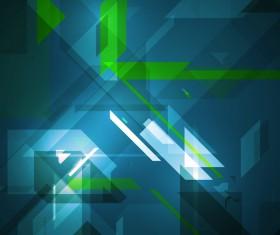 Tech modern background art vector