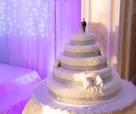 Wedding Cakes Stock Photo 01
