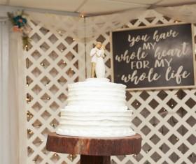 Wedding Cakes Stock Photo 03