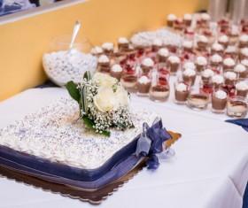 Wedding Cakes Stock Photo 04