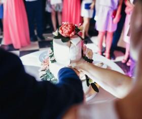 Wedding Cakes Stock Photo 05