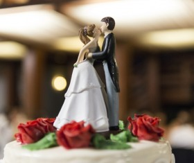 Wedding Cakes Stock Photo 06