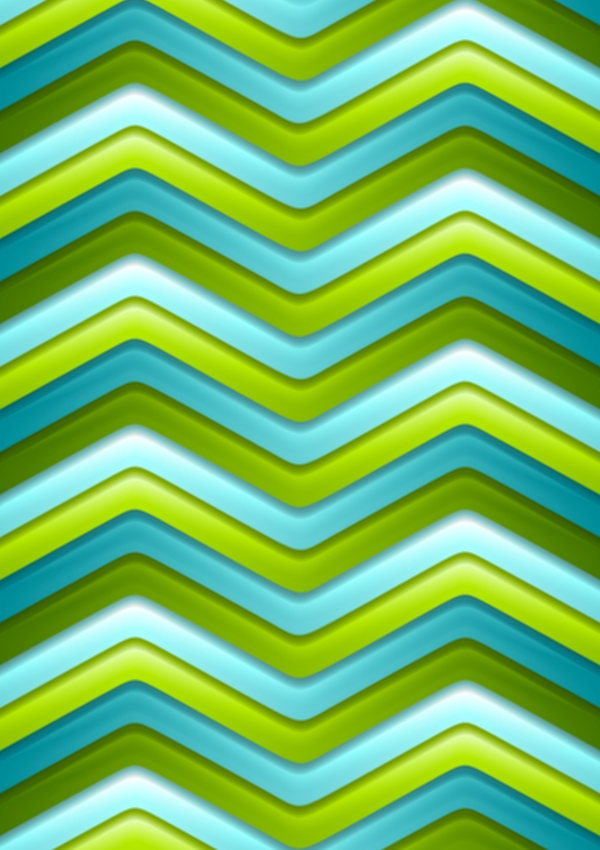 green cyan stripes vector background