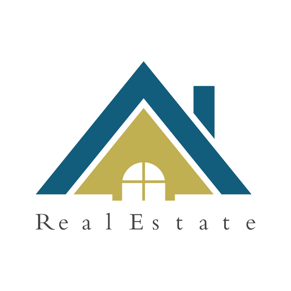 Real Estate Development Logo : Real estate logo vector free download