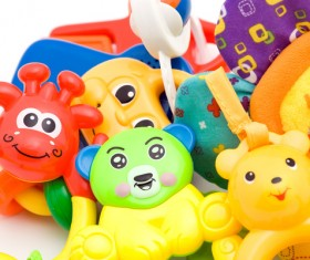 All kinds of Kids Toys Stock Photo 09