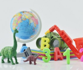 All kinds of Kids Toys Stock Photo 13