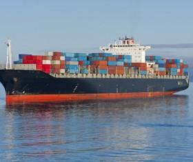 Cargo marine logistics Stock Photo 03
