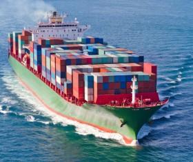 Cargo marine logistics Stock Photo 07