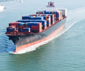 Cargo marine logistics Stock Photo 08